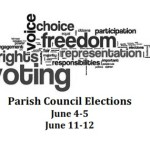 Parish Council Elections Coming in June