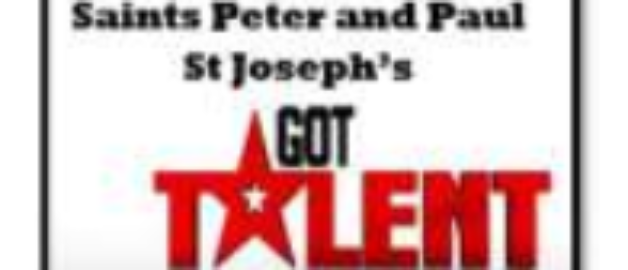 Saints Peter and Paul St Joseph's Got Talent